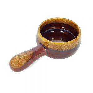 Moka vintage seramik sosluk fırın ve servis kullanımına uygundur. Sukkulent ve kaktüsleriniz için saksı olarak da kullanılabilir! Retrozade - Antika Retro
