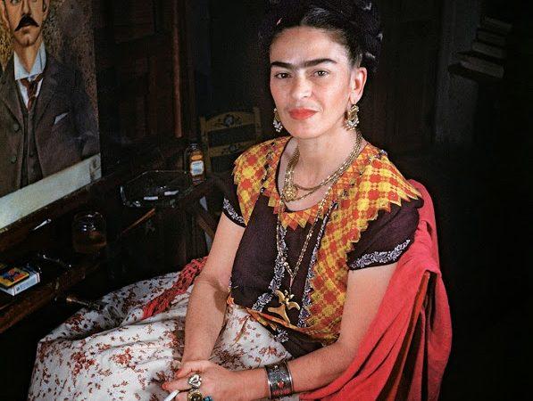 Gisèle Freund - Frida Kahlo (1)