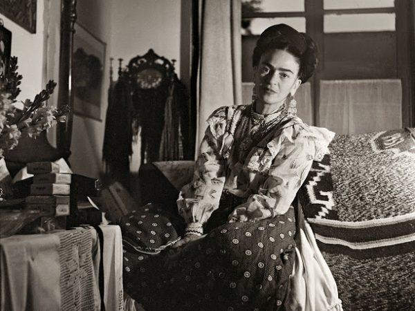 Gisèle Freund - Frida Kahlo (11)