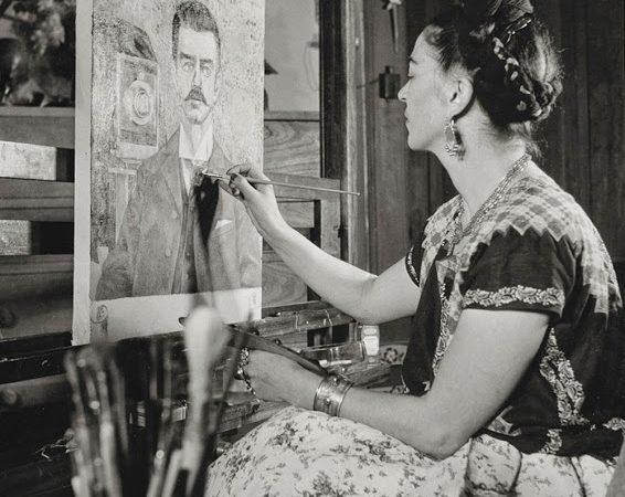 Gisèle Freund - Frida Kahlo (12)