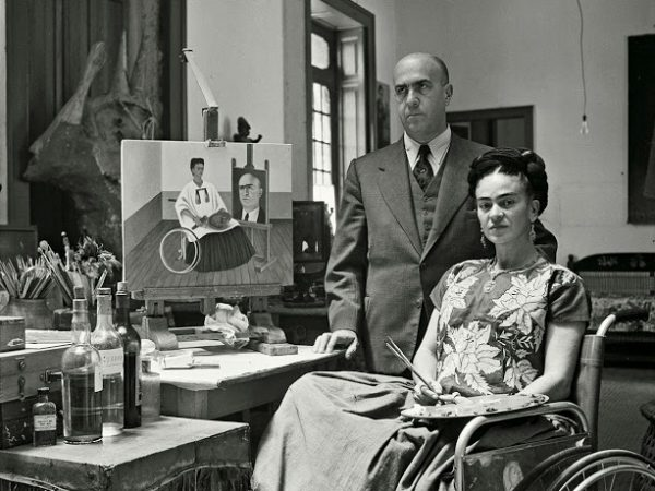 Gisèle Freund - Frida Kahlo (13)