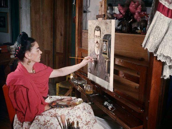 Gisèle Freund - Frida Kahlo (17)
