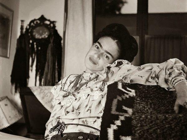Gisèle Freund - Frida Kahlo (2)