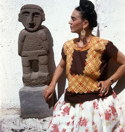Gisèle Freund - Frida Kahlo (4)