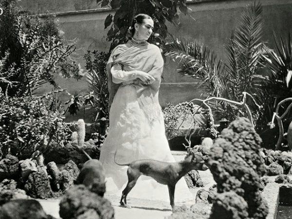 Gisèle Freund - Frida Kahlo (6)