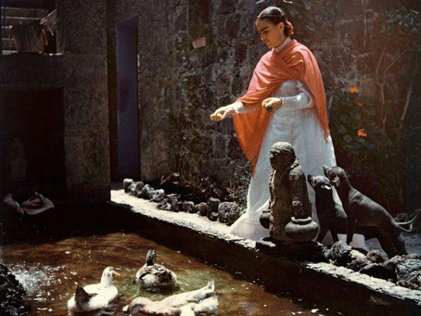 Gisèle Freund - Frida Kahlo (7)