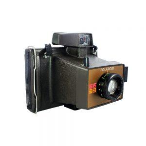 Retro Polaroid EE33 şipşak fotoğraf makinesi 1976-1977'da üretimi, diyafram f/9.2, type-80 film ile çalışıyor! Retrozade - Vintage Retro Antika
