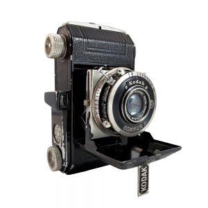 Kodak Retina I 1936-1938 arası üretilen körüklü 35mm fotoğraf makinesi! (model - 119) Koleksiyonerlerin gözdesi! Retrozade - Vintage • Retro • Antika